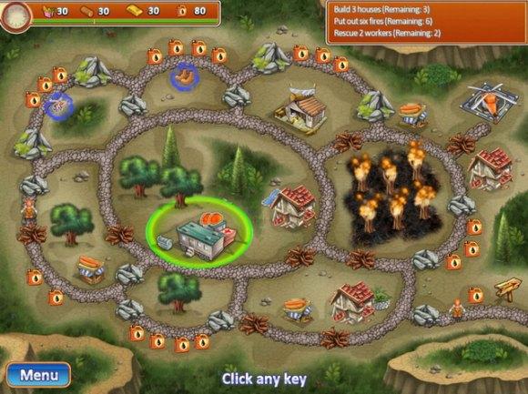 تحميل لعبة الانقاذ Rescue Team  بجميع أجزائها للكمبيوتر برابط مباشر