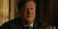 """Stephen Fry as """"C"""""""