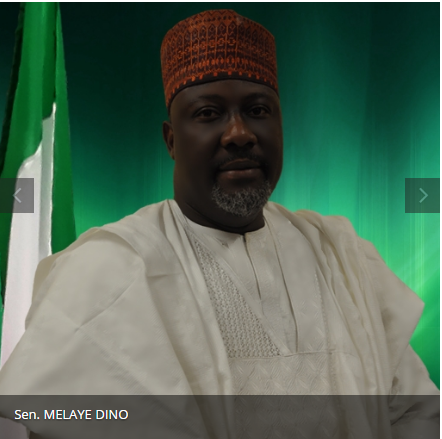 Dino Melaye Shuns His Certificate, Shares Paper Of His N5bn Lawsuit Against Sahara Reporters; Nigerians Mocks Him