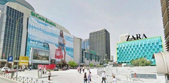 Zara abrirá su mayor tienda de España en Nuevos Ministerios