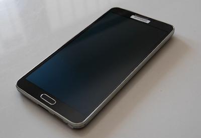 Cara mengatasi Layar Hitam Gelap pada Samsung Galaxy Note 8