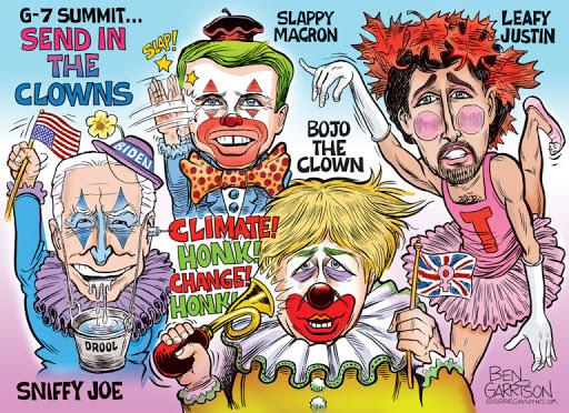 Clown World International