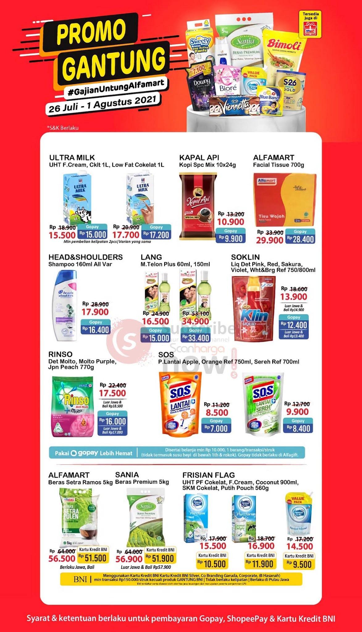Katalog Promo JSM Alfamart 26 Juli - 1 Agustus 2021 2