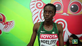 Nigeria's 4x400m women's relay team banned from Rio 2016