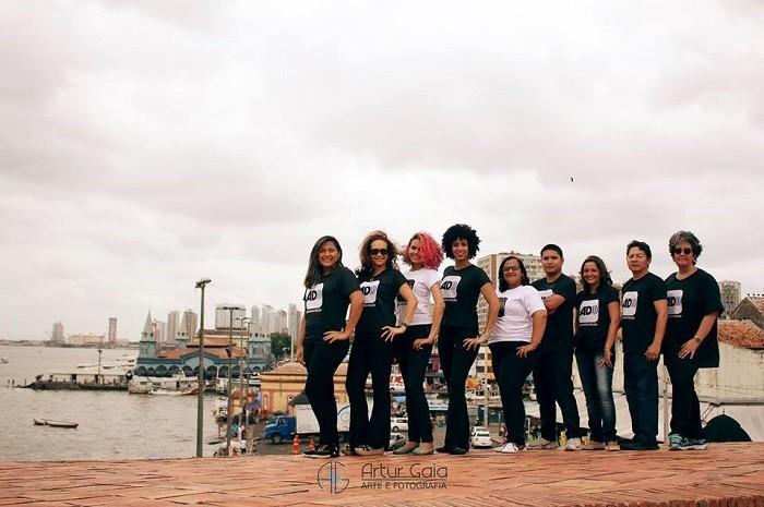 Trabalhadores da inclusão: integrantes do Projeto Communicare