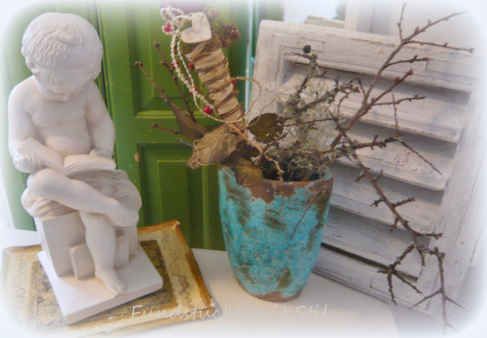 Fundstücke mit Stil: Fensterladen für alle Shabby -Freunde