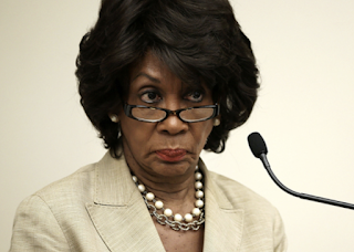 "Maxine Waters Calls for Trump's impeachment at  a ""non-political"" AIDS event"