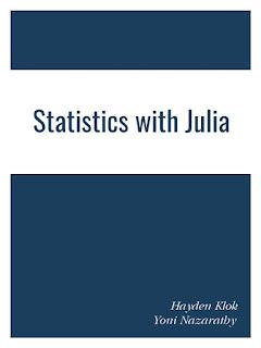 Statistics With Julia PDF