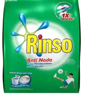 Manfaat Dan Kegunaan Rinso Deterjen