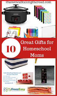 Gifts for homeschool moms