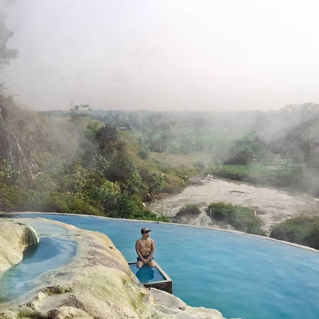 Harga Tiket Masuk Pemandian Air Panas Gunung Panjang
