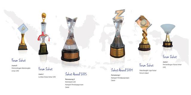 Penghargaan Yayasan Baitul Maal BRI