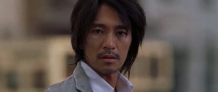 Screen Shot Of Kung Fu Hustle (2004) Dual Audio Movie 300MB small Size PC Movie