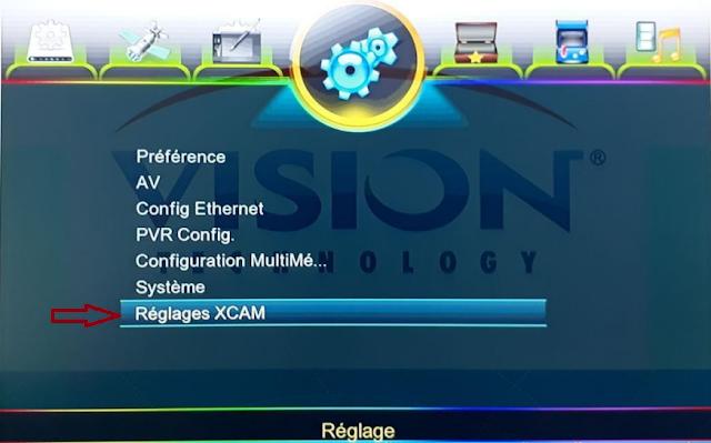 جهاز سرفر Vision Premium II