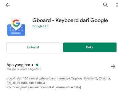 Cara Membuat Papan Keyboard Melayang (Mengambang) pada Android