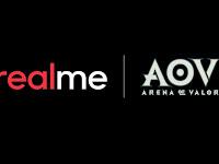 Berkolaborasi dengan AOV, Smartphone Realme Siap Menjadi 'Senjata Baru' Gamers di Indonesia