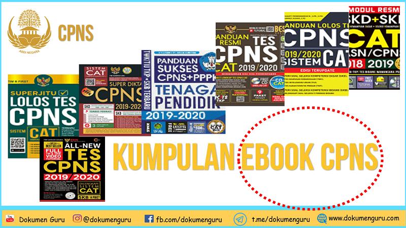 Download Ebook CPNS Terbaru PDF