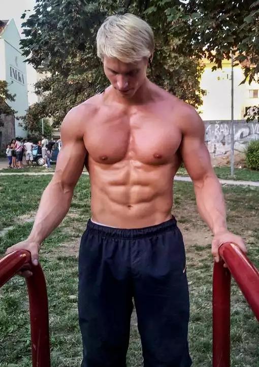 Calistenia Músculos