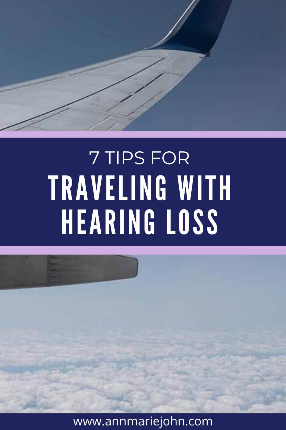 tips for travelers that are hard of hearing.