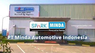 Lowongan Kerja PT Minda Automotive Indonesia