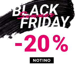 Notino Summer Black Friday 2019 promocje