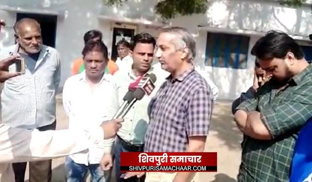 25 लाख की प्याज चोरी, शिवपुरी के ट्रक मालिक पर मामला दर्ज | Shivpuri News