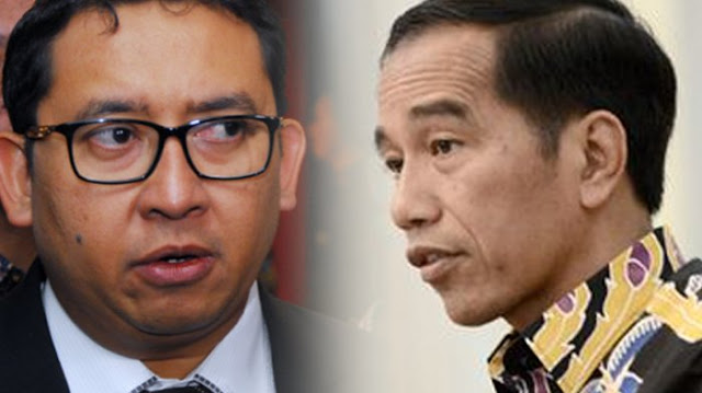 Sindir Jokowi, Fadli Zon Bikin Puisi Sontoloyo