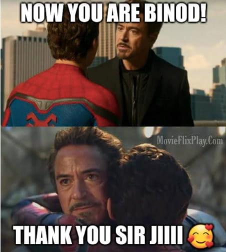 Binod Memes Viral