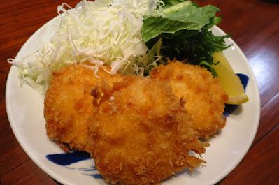 Suju Japanese Restaurant, zuwaigani croquette