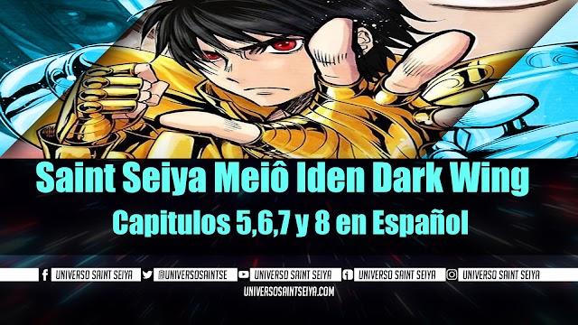 Saint Seiya Meiô Iden Dark Wing Capitulos 5,6,7 y 8 en Español