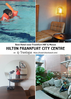 Best Hotel near Messe HILTON FRANKFURT Pinterest