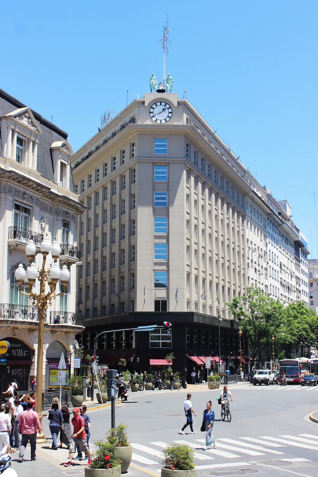relojes buenos aires