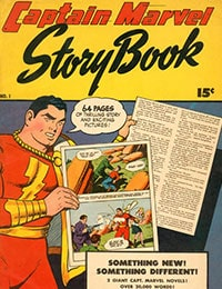 Captain Marvel Storybook