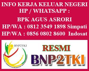 Contact Us, Hubungi, Kami, PJTKI, RESMI