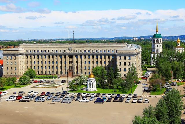 3 место: замгубернатора Иркутской области, 155 млн рублей