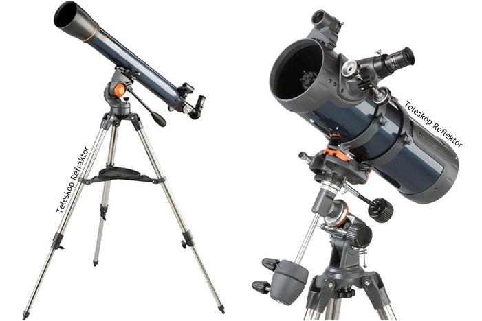 Kiat kiat sebelum membeli teleskop info astronomy