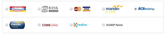 metode pembayaran