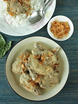 Resep Mudah Opor Ayam Lezat dan Nikmat