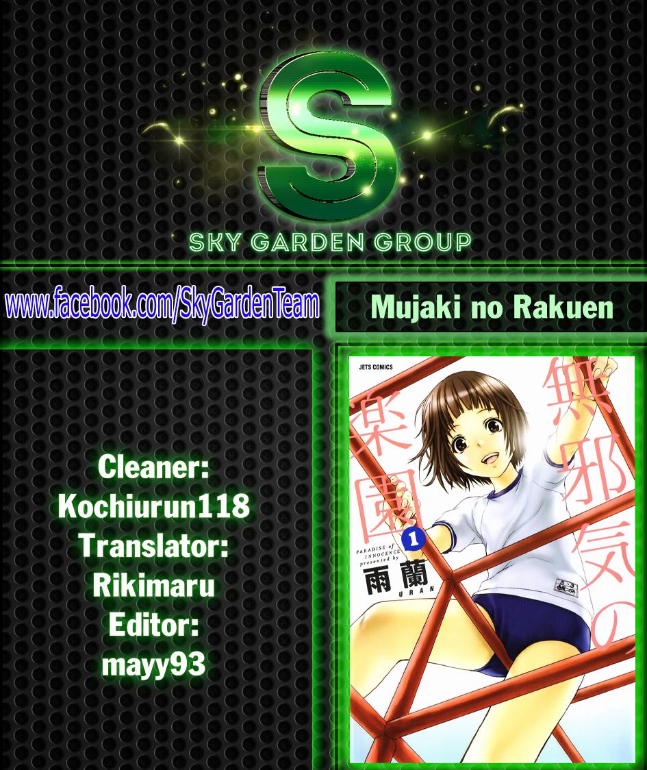 Hình ảnh 22 in [Siêu phẩm] Mujaki no Rakuen Hentai Series