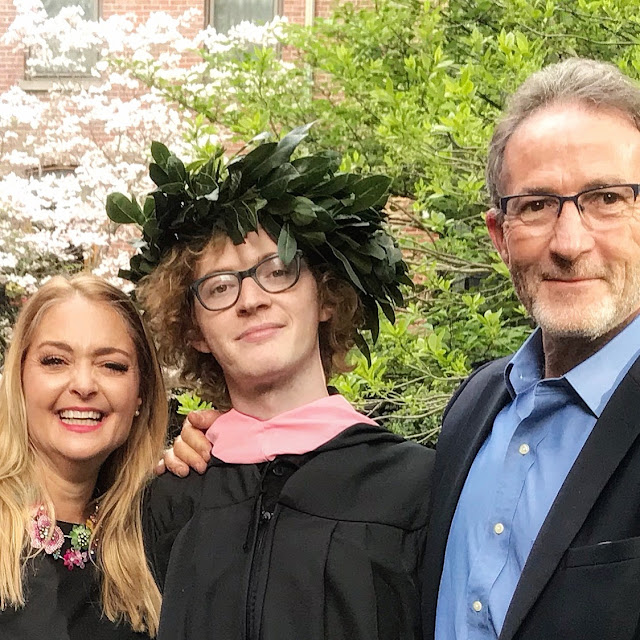 Noah Longworth McGuire Graduation from Berklee College of Music