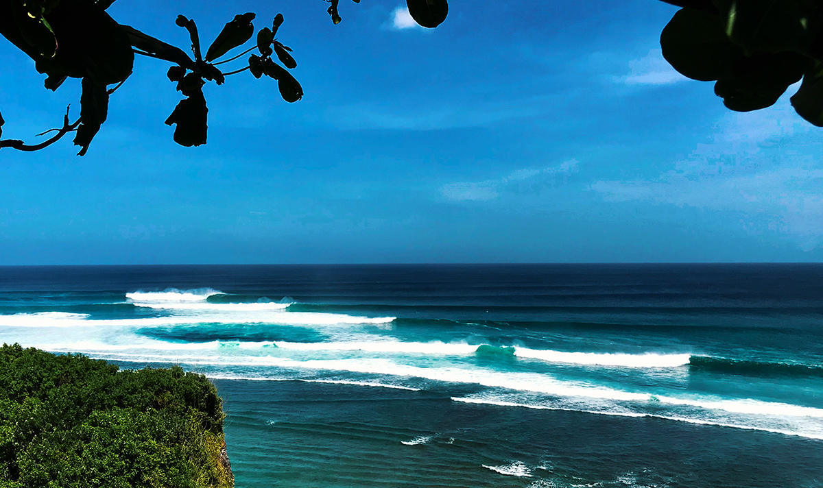 The Championship Tour is Headed to Uluwatu