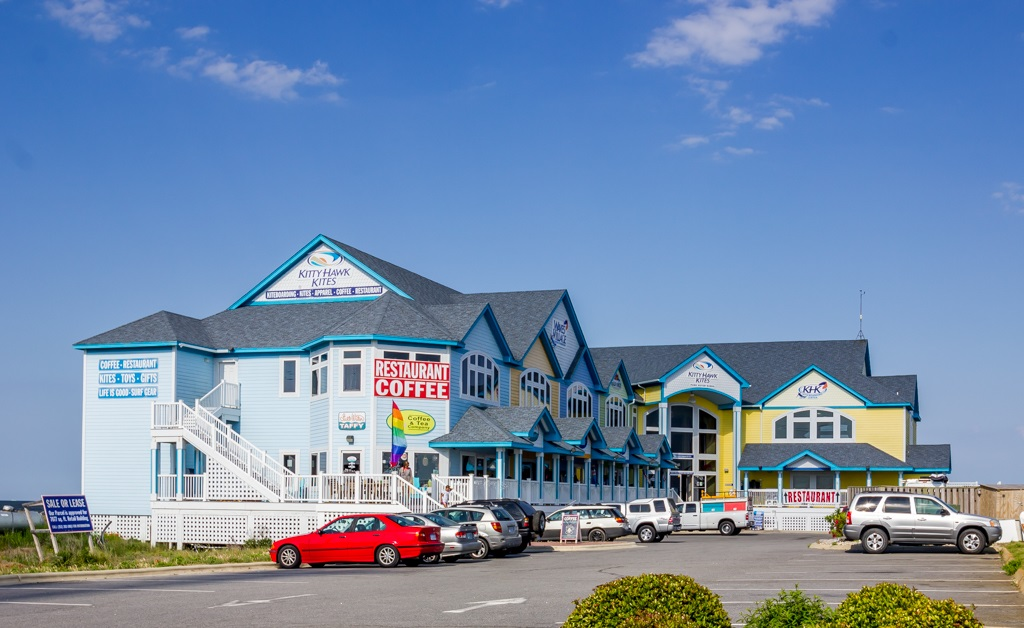 Outer Banks is a great North Carolina getaway