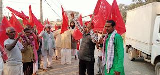 cpi-ml-protest-for-price-hike-madhubani