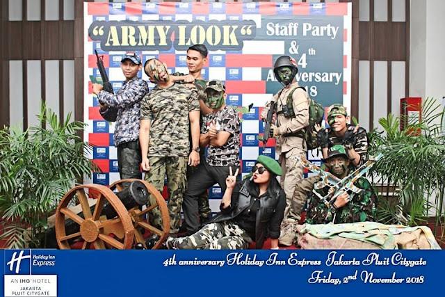photo famili gathering jakarta
