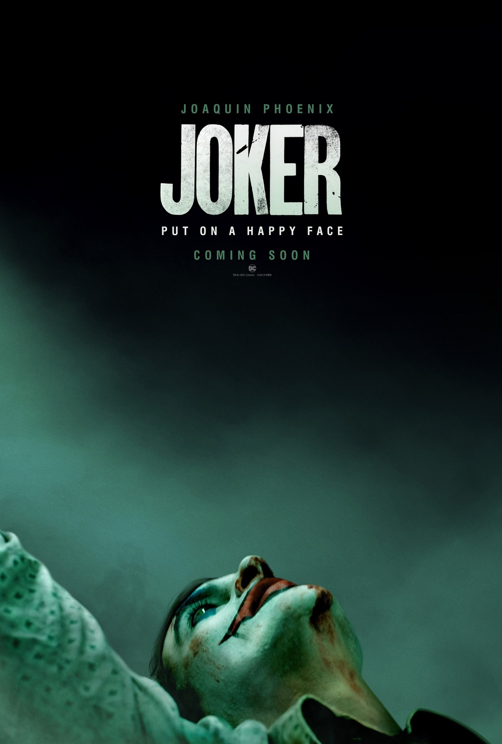 Joker (BRRip 720p Dual Latino / Ingles) (2019)