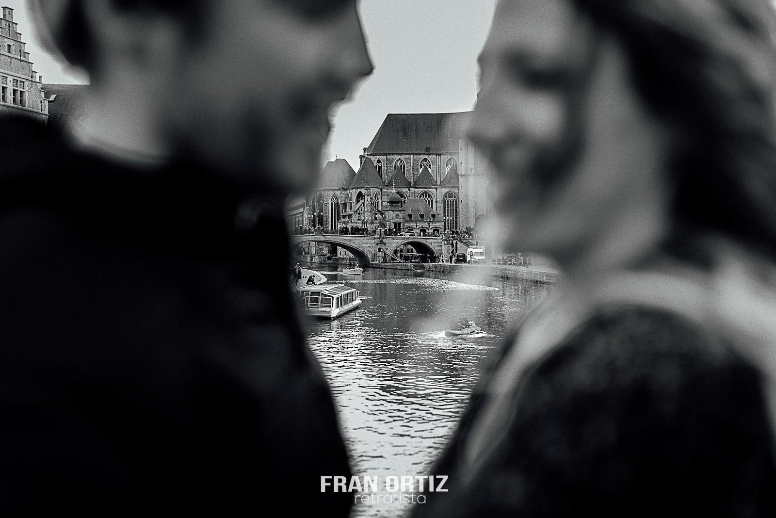 Fanny & Gil Preboda en Bélgica