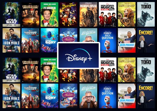 Disney Plus Hotstar malaysia