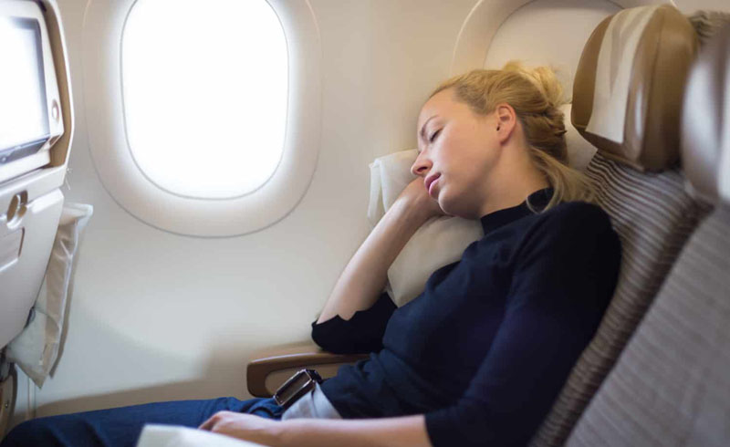 Tips and tricks when dealing with long flights