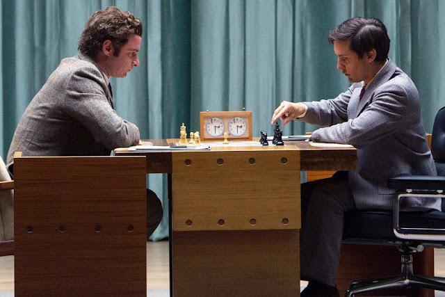 En verano llegará a los cines 'El caso Fischer' ('Pawn Sacrifice')