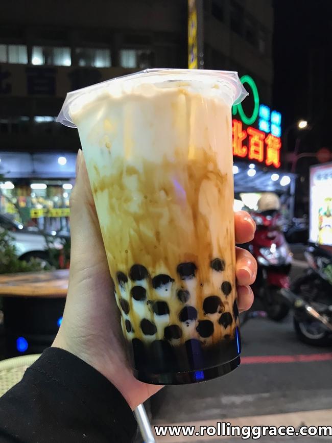 taiwan Pearl Milk Tea